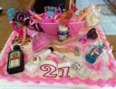 Not so sober birthday