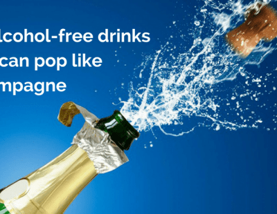 10 alcohol-free drinks you can pop like Champagne