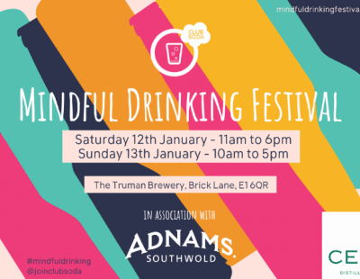Mindful Drinking Festival London January 2019