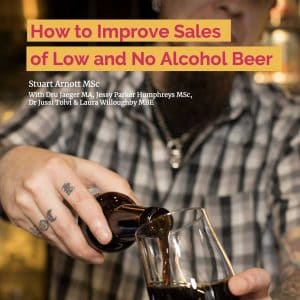 How to improve sales of Low and No beer