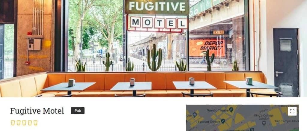 Fugitive Motel