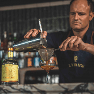 Lyres Cocktail masterclass