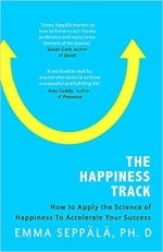 Lockdown book review: The Happiness Track cover