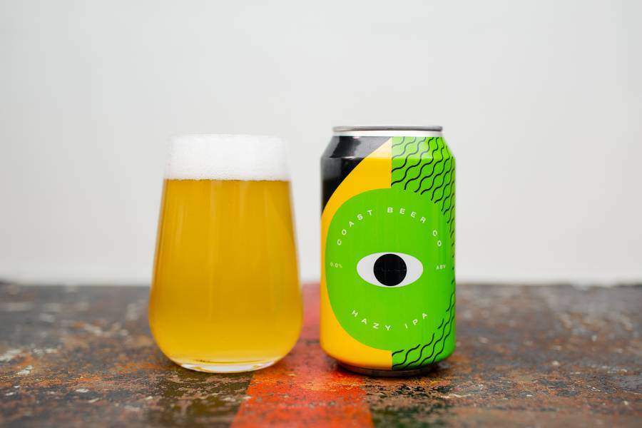 Coast alcohol-free beer