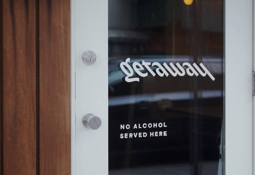 Getaway bar