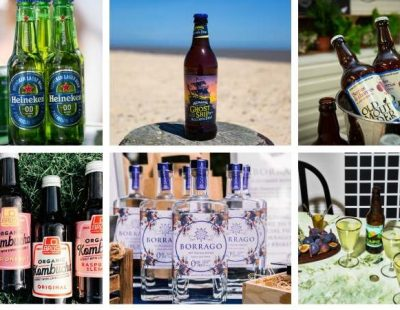 Lockdown alcohol-free drinks