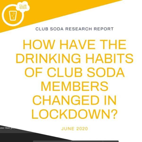 Club Soda Covid-19 survey report June 2020