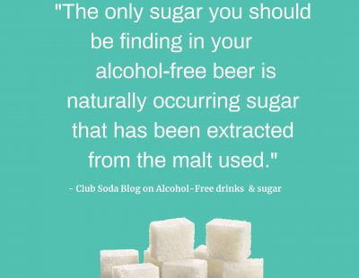 Sugar alcohol-free beer naturally occurring