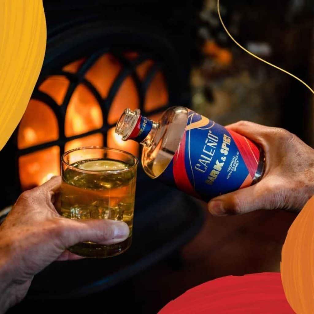 Caleno alcohol-free spirit