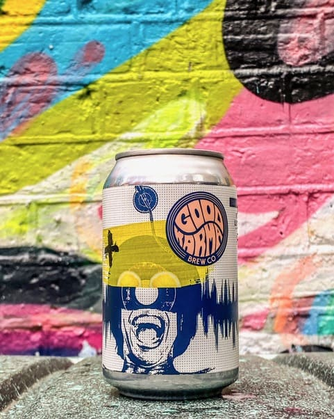 Can of Culture Shock by Good Karma Beer Co