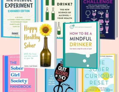 2021 sober and mindful drinking books review