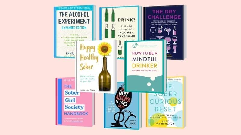 2021 sober and mindful drinking books review twitter