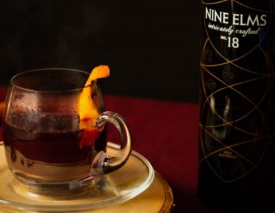 Nine Elms alcohol-free mulled wine