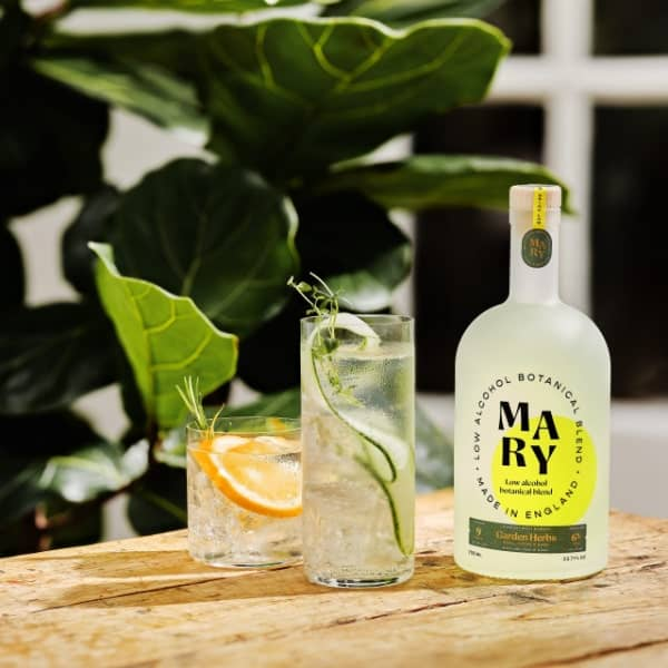 Mary low-alcohol botanical