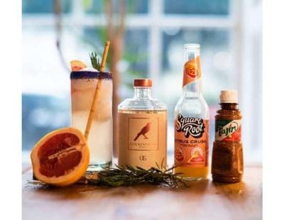 Alcohol-free cocktails by awesome women