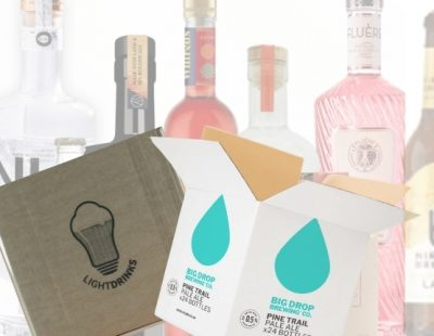 alcohol free drinks subscription boxes