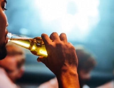 Why are men drinking too much?
