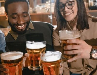 Is drinking beer good for you?
