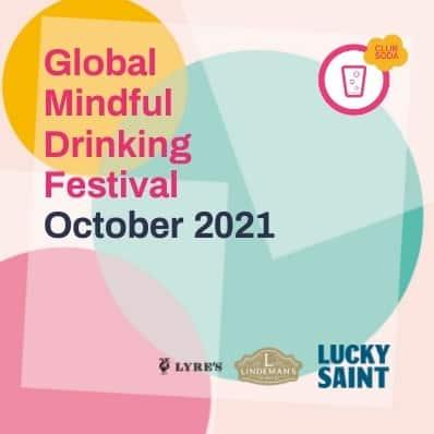 Global Mindful Drinking Festival October 2021