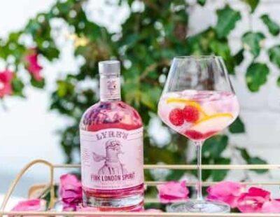 Lyre's Pink London Spirit